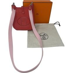 Hermes Evelyne Tpm Rose Pivoine Bag