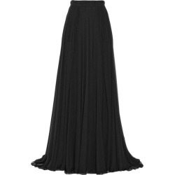 Elie Saab Pleated Silk-chiffon Maxi Skirt found on MODAPINS from 1stDibs for USD $885.92