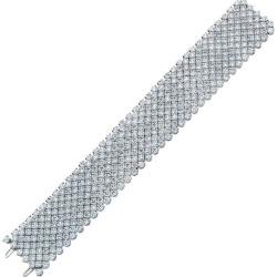 Diamond Mesh Bracelet found on Bargain Bro India from 1stDibs for $150000.00