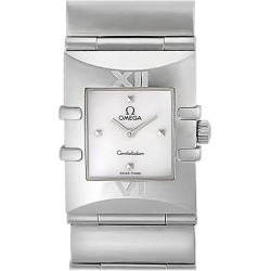 Omega Constellation 1521.71.00 Stainless Steel Quartz Watch found on MODAPINS from 1stDibs for USD $2750.00