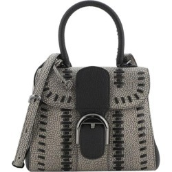 Delvaux Brillant Top Handle Bag Whipstitch Leather Mini found on MODAPINS from 1stDibs for USD $3650.00