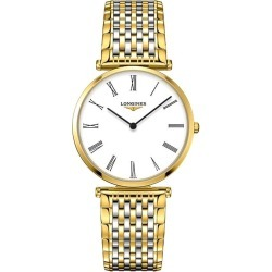 Longines La Grande Classique De Ladies Watch L4.755.2.11.7 found on MODAPINS from 1stDibs for USD $1450.00