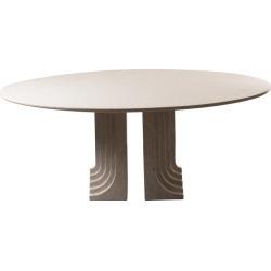 Dining Table Mod, 'samo' By Carlo Scarpa Dining Table Mod, 'samo' By Carlo Scar