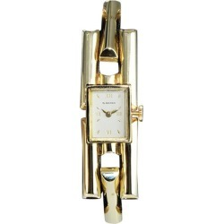 Blancpain Ladies 14 Karat Solid Yellow Gold Art Deco Style Bracelet Watch, 1950s found on MODAPINS from 1stDibs for USD $3000.00