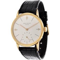 Patek Philippe 2494j Calatrava Watch found on MODAPINS from 1stDibs for USD $11000.00