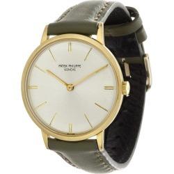 Patek Philippe 3468j Calatrava Watch found on MODAPINS from 1stDibs for USD $13500.00