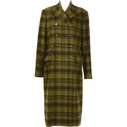 Ralph Lauren Collections Vintage Tartan Plaid 100% Cashmere Coat found on Bargain Bro India from 1stDibs for $1055.53