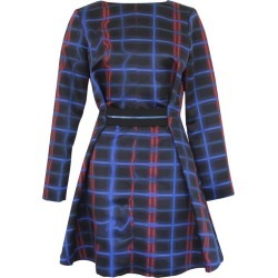 Kenzo Square Dress Fr 36 found on MODAPINS from 1stDibs for USD $558.81