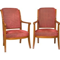 Stylized Mahogany Armchairs, Directoire Period, Circa 1800 found on Bargain Bro Philippines from 1stDibs for $12606.55