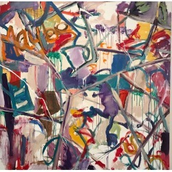 Neltje, Tamp Down Memories 48 x48, 2010 found on Bargain Bro Philippines from 1stDibs for $3800.00