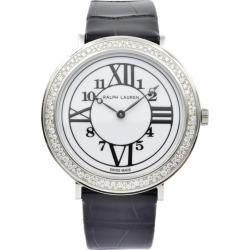 Ralph Lauren Rl888 Stainless Steel Diamond Watch, Rlr0190703 found on Bargain Bro Philippines from 1stDibs for $3900.00