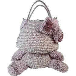 Hello Kitty X Anteprima Pink Silver Wire Shoulder Bag found on Bargain Bro Philippines from 1stDibs for $1995.00