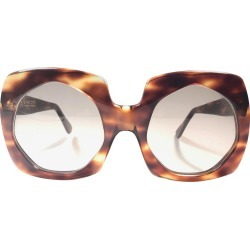 Vintage Oliver Goldsmith Tortoise Oversized 1970 Made In England Sunglasses found on Bargain Bro Philippines from 1stDibs for $1699.00