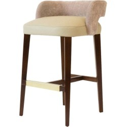 Modern Bar Stool found on Bargain Bro Philippines from 1stDibs for $1475.00
