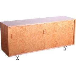 Bruno Mathsson Birch Cabinet
