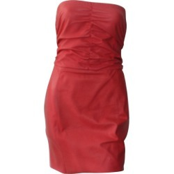 Drome Strapless Pink Dress found on MODAPINS from 1stDibs for USD $315.00