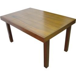 1950s George Nelson For Herman Miller Midcentury Walnut Dining Table found on Bargain Bro from 1stDibs for USD $2,470.00