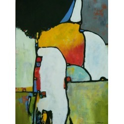 Laurie DeVault, Pueblo Sunrise found on Bargain Bro Philippines from 1stDibs for $6200.00
