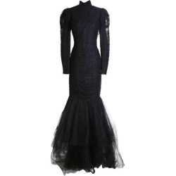 Ralph Lauren Ruched Tulle Gown found on Bargain Bro India from 1stDibs for $1300.00