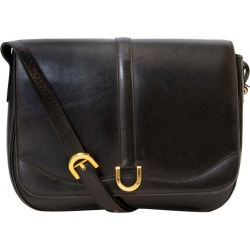 Delvaux Black Box Calf Cross Body Bag found on MODAPINS from 1stDibs for USD $676.93