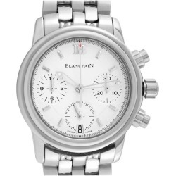 Blancpain Leman 2527 Stainless Steel Auto Watch found on MODAPINS from 1stDibs for USD $8188.00