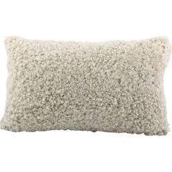 Australian Sheepskin Shearling Pillow Rectangle Cushion found on Bargain Bro from 1stDibs for USD $174.04