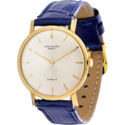Patek Philippe 3512j Calatrava Extra Thin Watch found on MODAPINS from 1stDibs for USD $12500.00