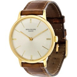 Patek Philippe 3468j Calatrava Watch found on MODAPINS from 1stDibs for USD $12000.00