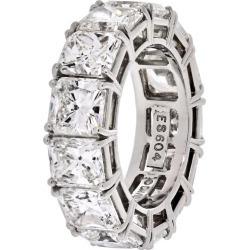 David Webb Platinum Radiant Cut Diamond 12.92 Carat Eternity Band found on Bargain Bro Philippines from 1stDibs for $115829.60