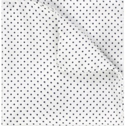 Moss 1851 White & Navy Pin Dot Pocket Square found on Bargain Bro UK from Moss Bros Retail