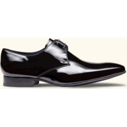 Moss 1851 Huxley Black Patent Dress Shoe found on Bargain Bro UK from Moss Bros Retail