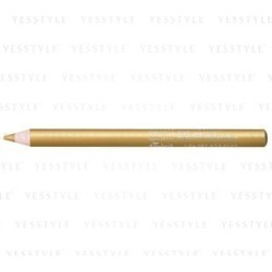 Pencil Eye Glitter  Gold
