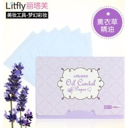 Blotting Paper (Lavender) (100 sheets) 100 sheets found on MODAPINS from yes style for USD $3.12