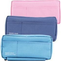 Plain Canvas Pencil Case found on Bargain Bro India from yes style for $8.90