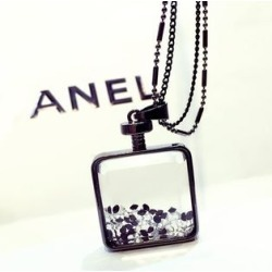 Bottle Long Necklace