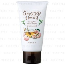 Vecua Honey - Wonder Honey Honey Dew Hand Cream (Peach Compote) 50g