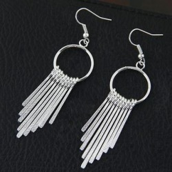 Fringe Earrings found on Bargain Bro India from yes style for $2.90