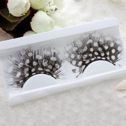 Color False Eyelashes Y002 - One Size found on MODAPINS from yes style for USD $2.90