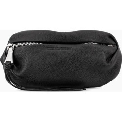 Aimee Kestenberg Milan Bum Bag, Black w/ Silver found on MODAPINS from Aimee Kestenberg for USD $128.00