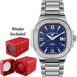 Swiss Legend Men's 'The Senator' Automatic Watch found on Bargain Bro from  for $169.99