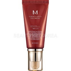 M Perfect Cover BB Cream (SPF42/PA+++) 4 Color 50ml (Weight : 95g) found on Bargain Bro from  for $15.05