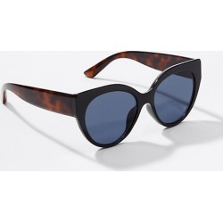 Loft Tortoiseshell Print Glam Sunglasses found on Bargain Bro Philippines from loft.com for $24.50