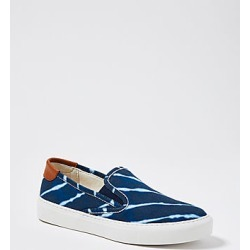 Ann Taylor Arya Tie Dye Slip On Sneakers found on Bargain Bro India from anntaylor.com for $128.00