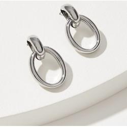 Loft Double Link Drop Earrings found on Bargain Bro from loft.com for USD $22.42