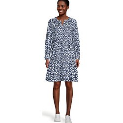 Loft Floral Tiered Swing Dress found on MODAPINS from LOFT Outlet for USD $52.19