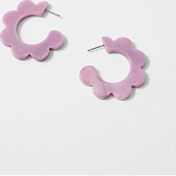 Ann Taylor Tortoiseshell Print Petal Hoop Earrings found on Bargain Bro from anntaylor.com for USD $37.62