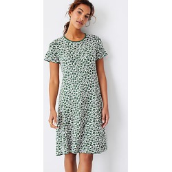 Ann Taylor Floral Sweater Dress found on Bargain Bro India from anntaylor.com for $79.88