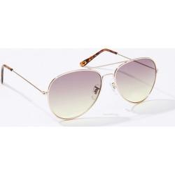 Loft Aviator Glasses found on Bargain Bro from loft.com for USD $18.62