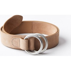 Loft Double Ring Suede Waist Belt found on Bargain Bro Philippines from loft.com for $59.50
