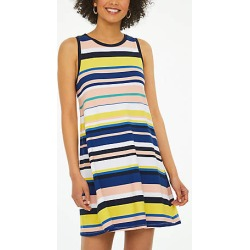 LOFT Striped Swing Dress found on MODAPINS from LOFT Outlet for USD $29.99
